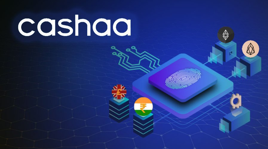 Crypto Banking Service Cashaa Adds USD Bank Accounts