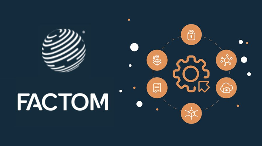 Factom Wins Homeland Security Award To Develop Blockchain-Based Anti-Fraud System