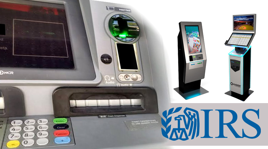 IRS Regulators Investigate Bitcoin ATMs and Kiosks