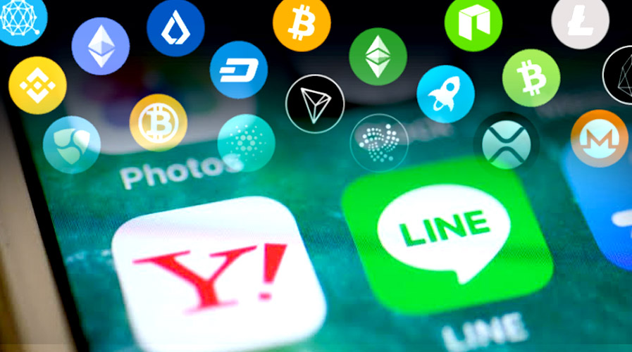 Line-Yahoo Japan Alliance Set to Shake Up the Crypto Industry in Japan
