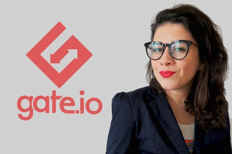 Interview With Marie Tatibouet, CMO at Gate.io