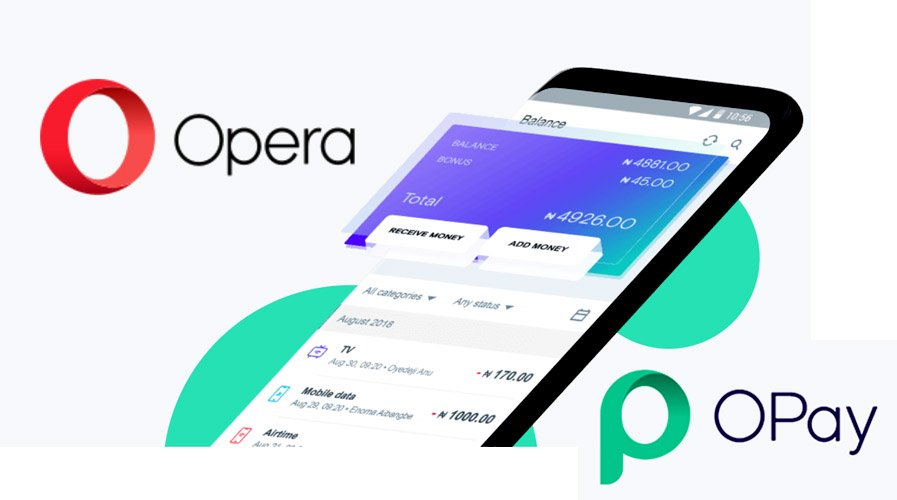 Opera Backed Fintech Opay Secures 120 Million Investment
