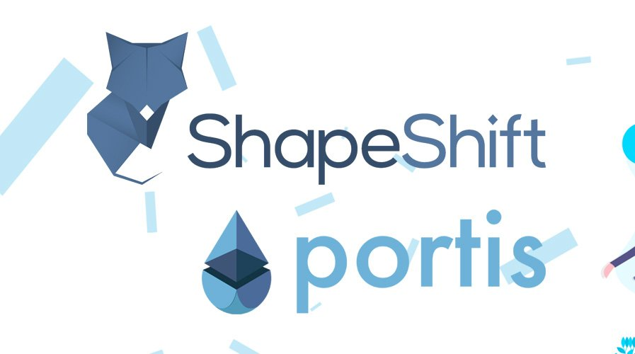 Non-Custodian Crypto Wallet Shapeshift Agrees Partnership with Portis Wallet