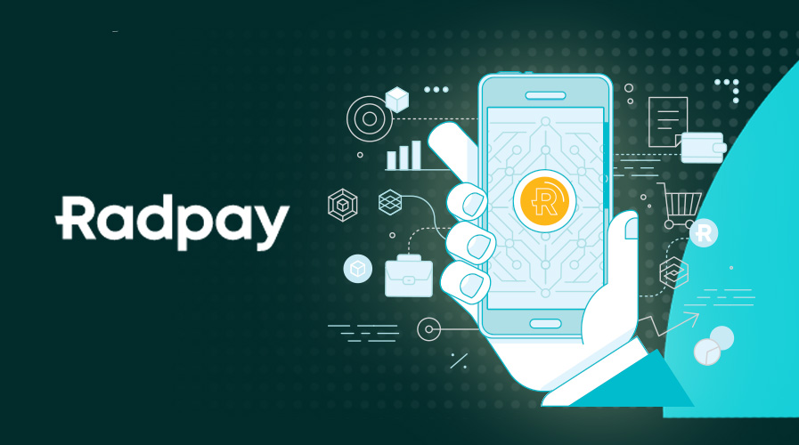 Radpay Blockchain Payment Processor raises $1.2M in Seed Round