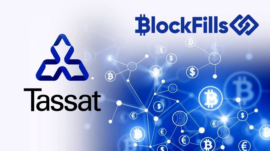 Tassat-Blockfill Launch Institution Trade at Settlement Product ( XBT/USD)