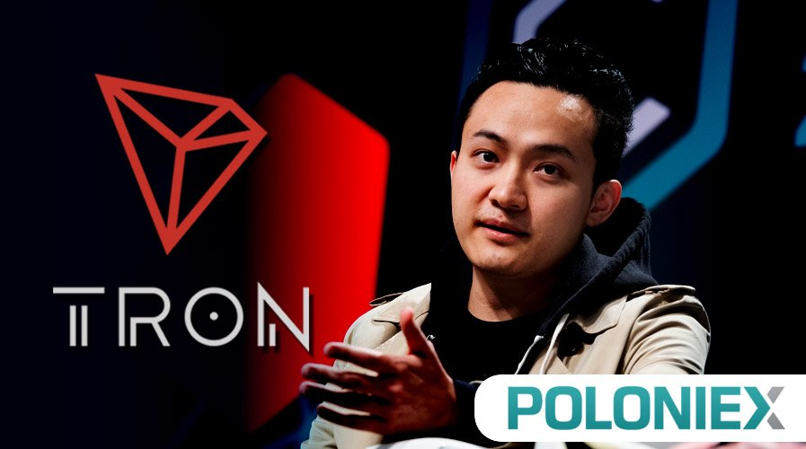 Justin Sun Admits into Crypto Exchange Poloniex Investment