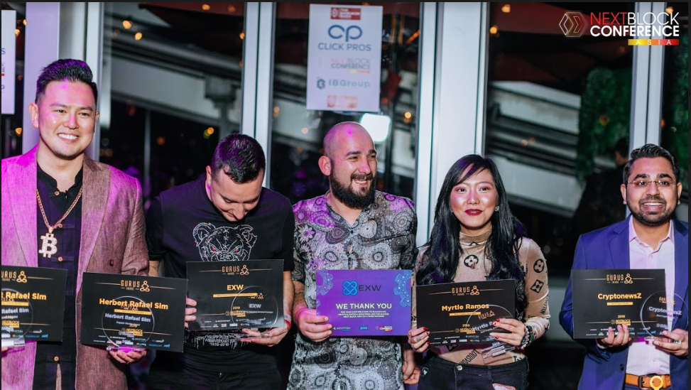 NEXT BLOCK Asia 2.0 Revisits Bangkok; Ends with GURUS Influencer Awards