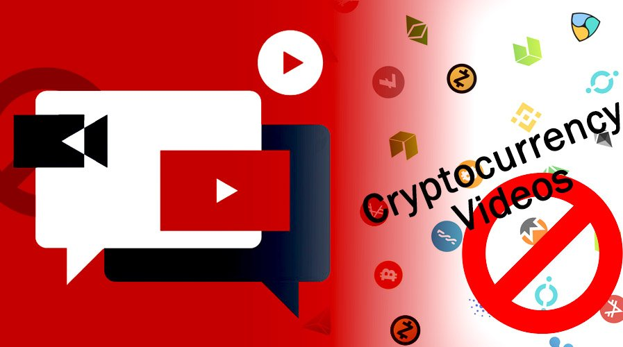 """YouTube Removes Cryptocurrency Videos Citing """"harmful or dangerous content"""""""
