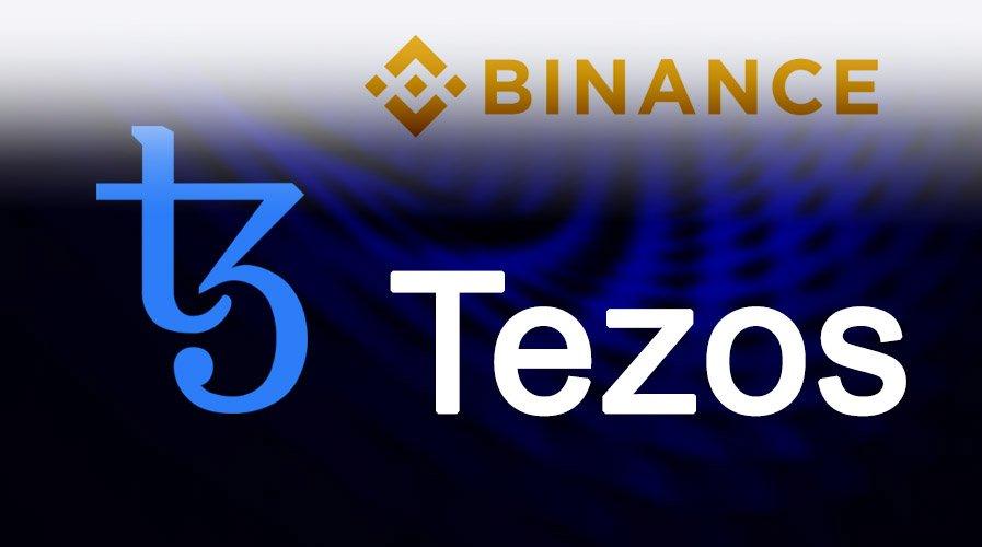 Binance Launches Zero Fees Tezos (XTZ) Staking