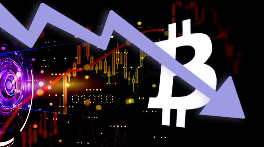 Bitcoin breaks down $7000 margin – may indicate further dip