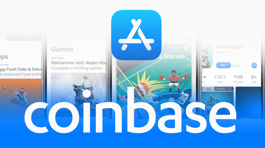 Coinbase Set To Remove Dapp To Comply By Apple's Policy