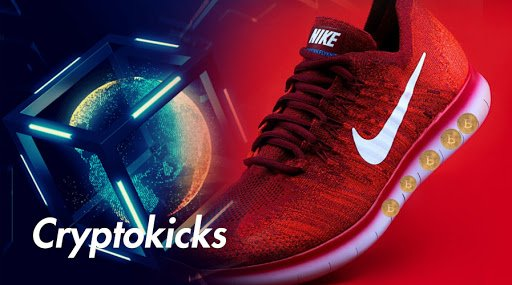 Joining of Cryptocurrency & Cryptokicks By Nike