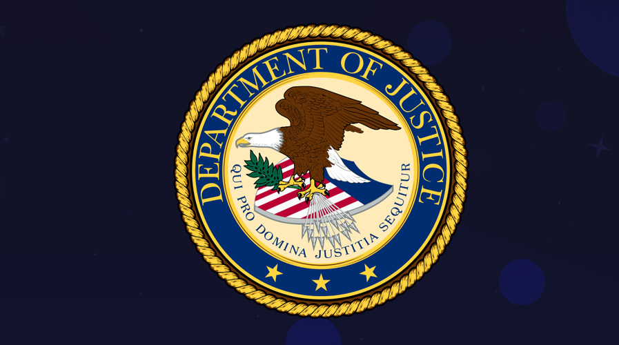 DOJ Charges Three Men in Alleged $722M Crypto Mining Fraud