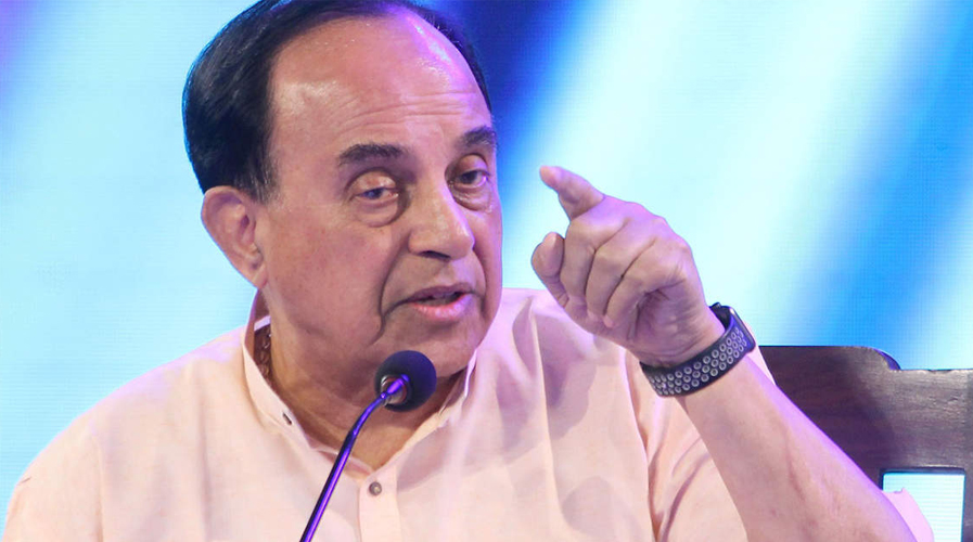 Indian MP Dr. Subramanian Swamy advocates for crypto adoption