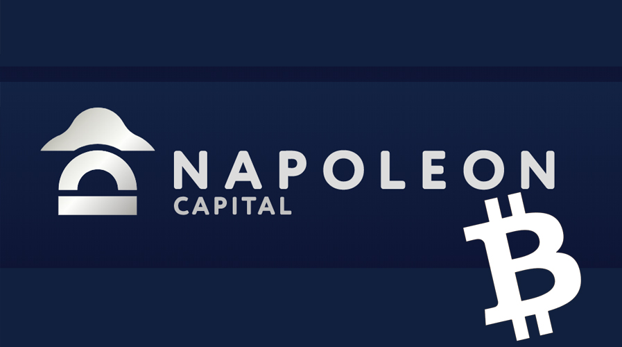 France's Napoleon Asset Management developed country's first fully regulated crypto fund