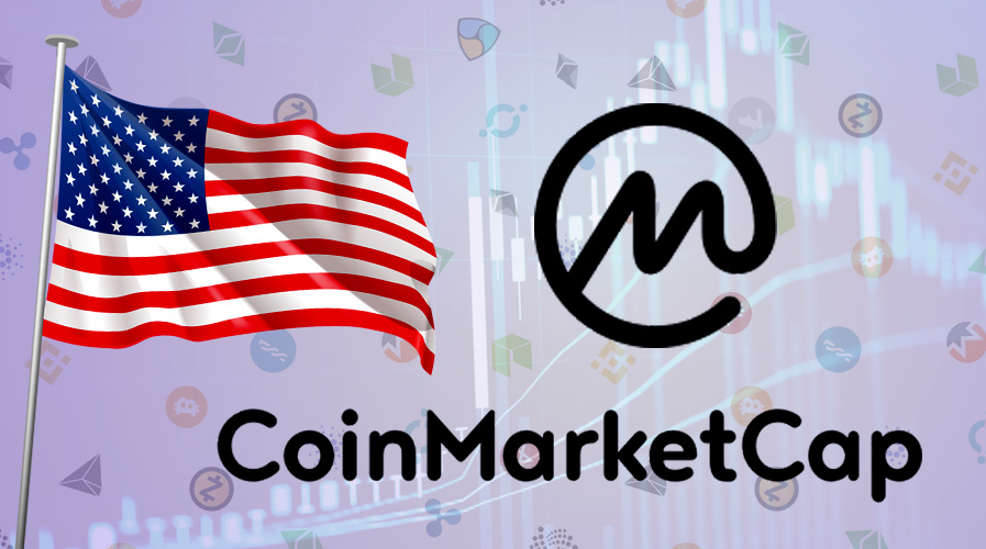 CoinMarketCap is Being Used By The US Government