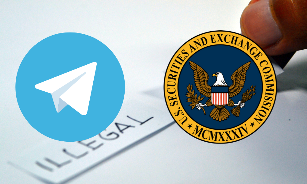 United States Chamber of Digital Commerce Files Against SEC Over Telegram's Alleged Unlawful Token