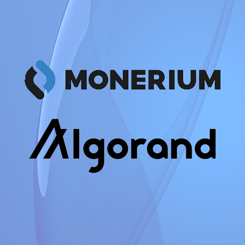 Monerium to issue e-money on Algorand's blockchain protocol