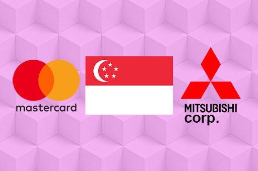 Mitsubishi, Singapore Gov't And Mastercard, Collaborates To Digitize Trade