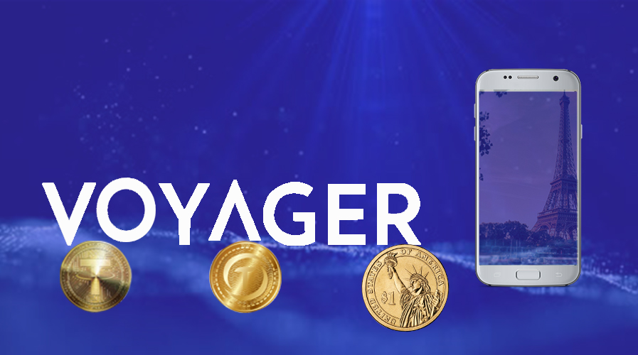 Voyager Lists Three Stable Coins