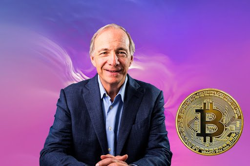 Ray Dalio Says Central Bank Will Continue to go For Gold, Not BTC