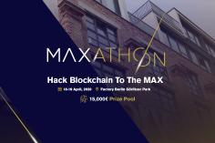 Maxathon: Hack Blockchain to the Max