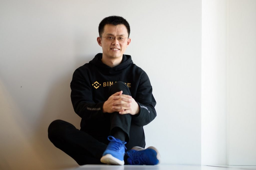Changpeng Zhao, a Bitcoin Billionaire – Hurun Global Rich List