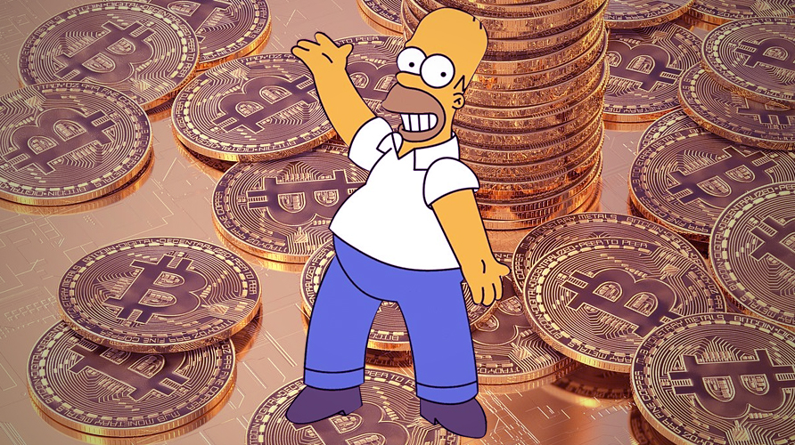 'The Simpsons' Latest Episode About Blockchain And Cryptocurrency