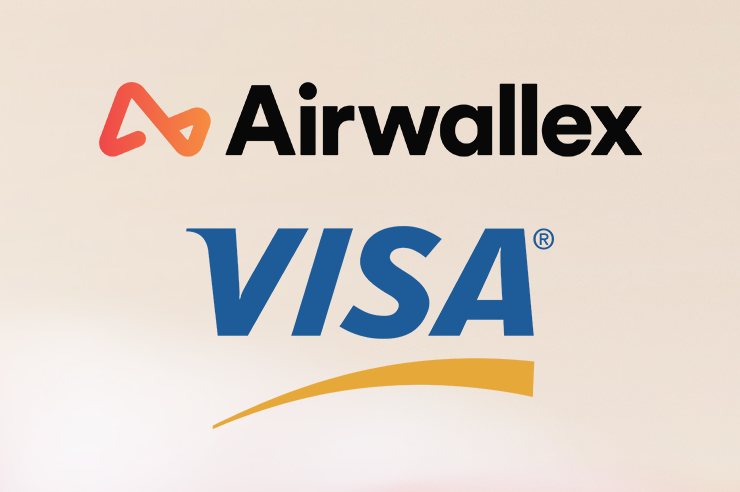 Airwallex Partners with Visa to Launch Borderless Card