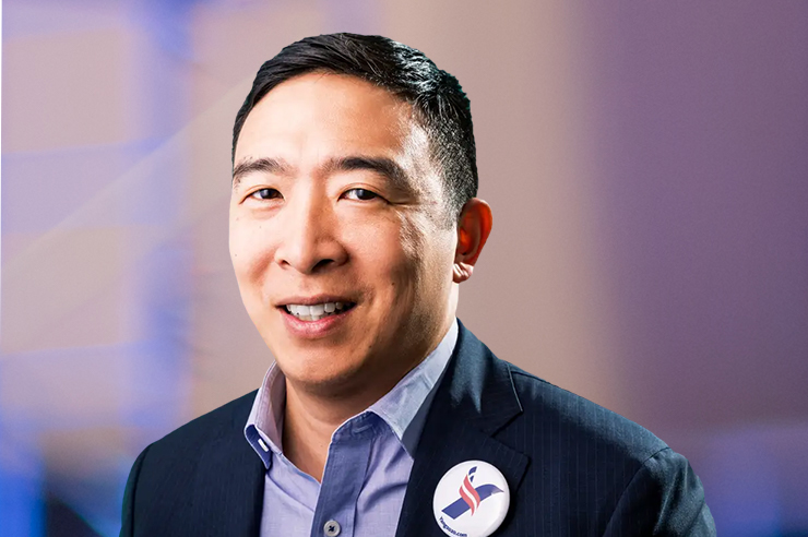 """Andrew Yang's """"See You In New York"""" Declaration Keeping Crypto Community Hopeful"""