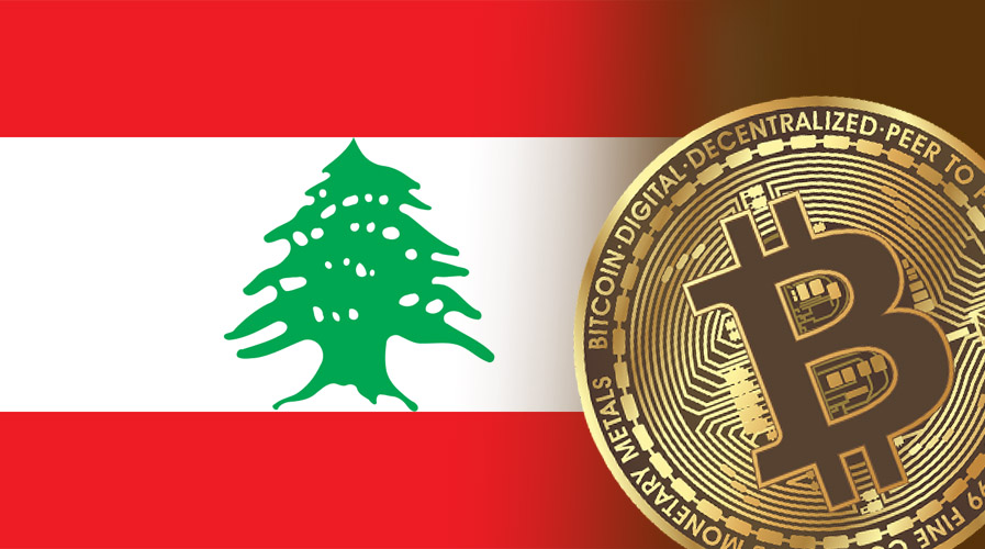 Lebanese Using Bitcoin To Move Funds Across The Country
