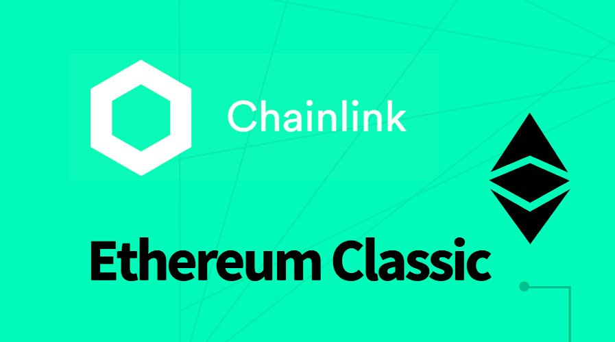 Ethereum Classic Inks Deal With Chainlink On Oracles