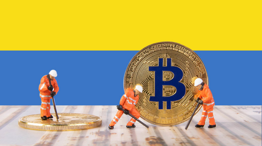 Ukraine Justice System Employee Charged For Illegal Mining Of Cryptocurrency