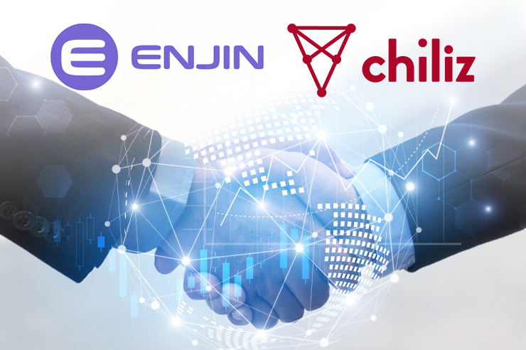 Enjin and Chiliz Partners to Devise Digital Collectables For Juventus and PSG