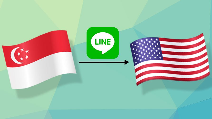 Japan's LINE Closed BITBOX in Singapore, launches BITFRONT in the US