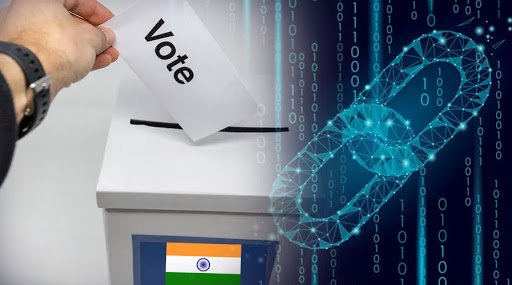 India Ready To Embrace Blockchain For The Voting System