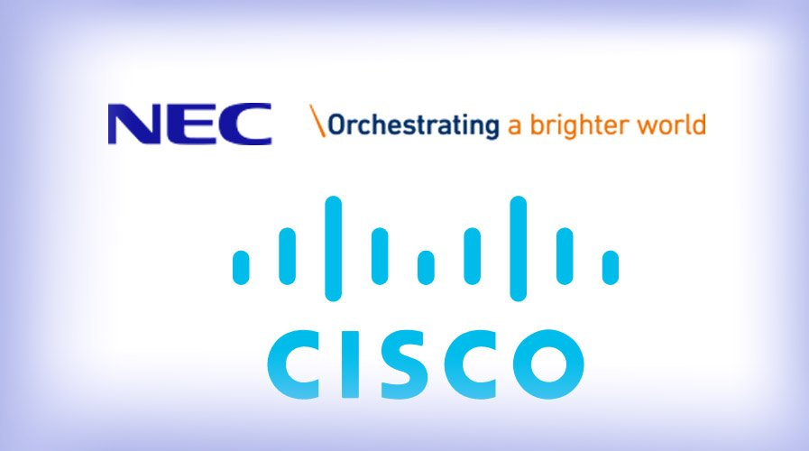 NEC Partners With Cisco, Introduces Cyber Threat Proof Network Equipment