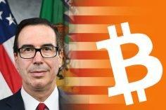 Steven Mnuchin's Statement Blamed by Few For Bitcoin's Slump