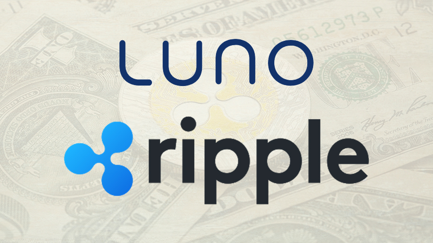 South African Crypto Firm, Luno Adds Ripple To Its Platform