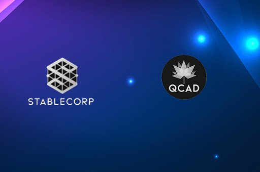 "Canada Stablecorp Inc Launches Canadian Stablecoin ""QCAD"""
