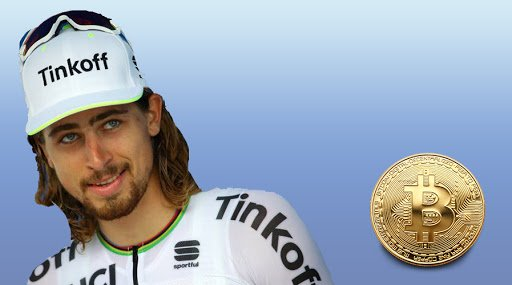 Slovakian Racer Peter Sagan Refuses Involvement In Crypto Scam