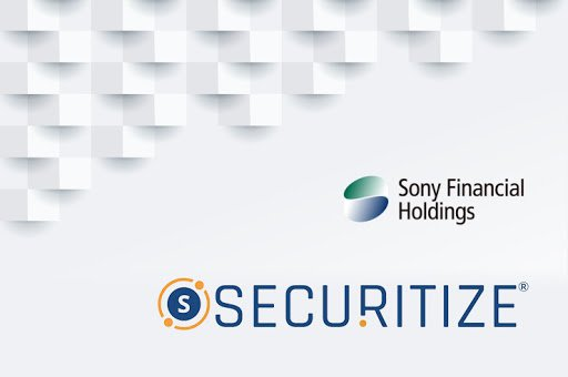 Sony Invests in Securitize Through its VC Fund SFV