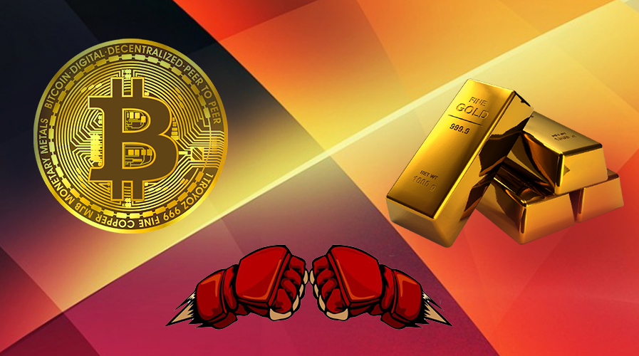 Can Bitcoin Replace Gold As An Investment Option?