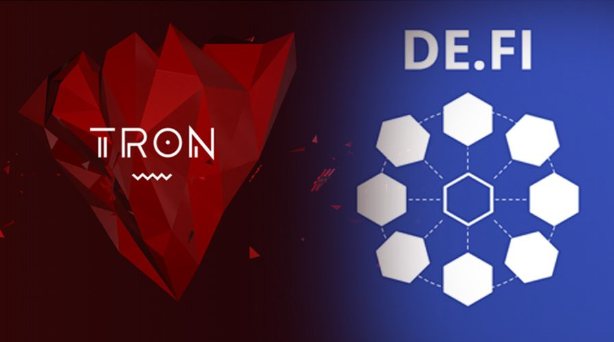 Tron Planning To Compete With Ethereum in DeFi Space