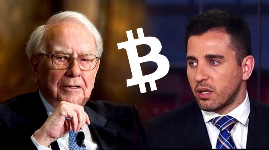 Anthony Pompliano Talks About Bitcoin And Warren Buffett