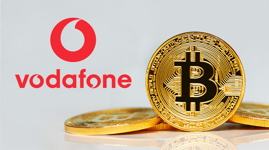 Vodafone Promotes Bitcoin in Its Latest Ad
