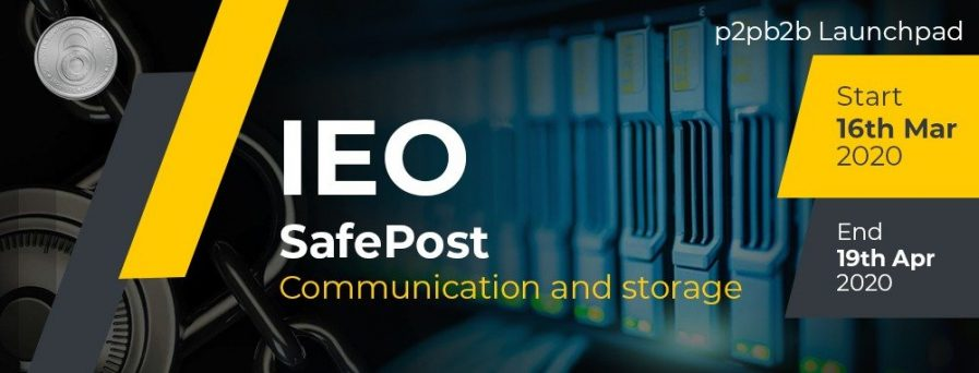 SafePost: The Future Of Email Through Blockchain Launches An IEO To Accelerate Its Development