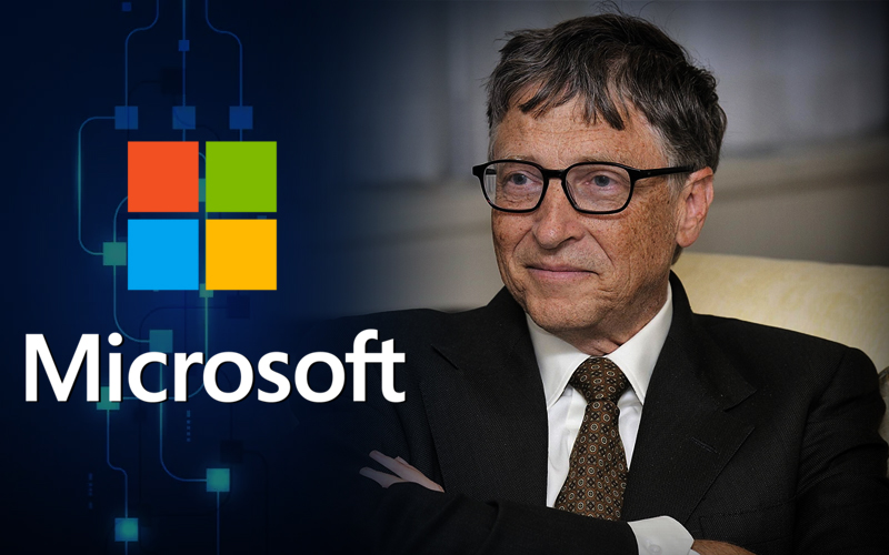 Bill Gates Stepped Out From Microsoft Board, After Igniting Azure Blockchain