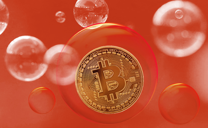 Bitcoin's Journey From Being a Bubble To a Commodity