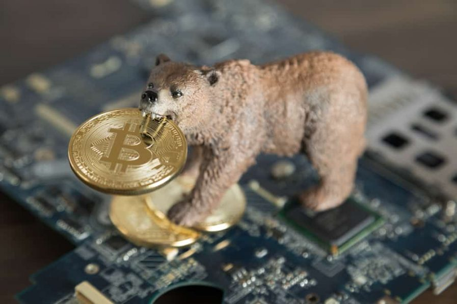 Bitcoin bears eye another brutal drop to $4,400 and potentially to $3,122
